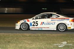 #25 Cobalt Friction Racing Acura RSX - S: Chip Bryan, Glenn Bocchino