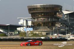 #30 Scuderia Ecosse Ferrari Modena: Marino Franchitti
