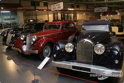 1936 Talbot F and 1935 Delahaye Type 135
