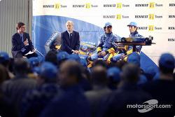 Press conference: Fernando Alonso and Jarno Trulli