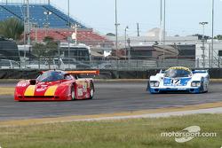 85 Argo JM19C, GTP4 et 84 Porsche 956 GTP2