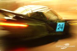 #24 Cirtek Motorsport Porsche 911 GT3 RS: Tim Harvey, Jonathon Rowland, Hermann Tilke, Melinda Price