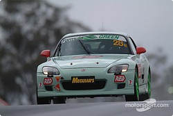 #28 Ross Palmer Motorsport Honda S2000: Anton Mechtler, Charlie Kovacs, James Brock, Mark Brame