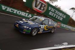 #59 Cromer Exhaust Racing Holden VX Commodore: Steve Williams, Graham Moore, Terry Bosnjak
