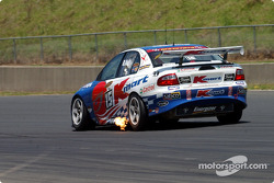 Rick Kelly will be out to help team mate Greg Murphy win his first championship