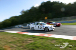 #22 CSL Racing BMW 330i: Steve Olsen, David Chenoweth, Steven Gorriaran