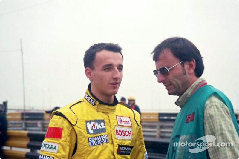 Robert Kubica (2005)