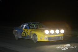 La n°61 du Russell Carl Racing pilotée par Bob Bradfield, Bob Stephan, Ray Gullings, Ryan Carl et Robert Roumimper