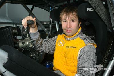 Présentation des pilotes Opel Performance