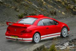 Peugeot 307WRC launch