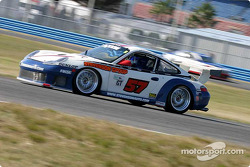 La Porsche GT3 RS n°57 du Stevenson Motorsports (John Stevenson, Chip Vance, Dave White)