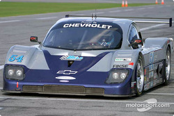#54 Bell Motorsports Chevrolet Doran: Forest Barber, Terry Borcheller, Andy Pilgrim, Milka Duno