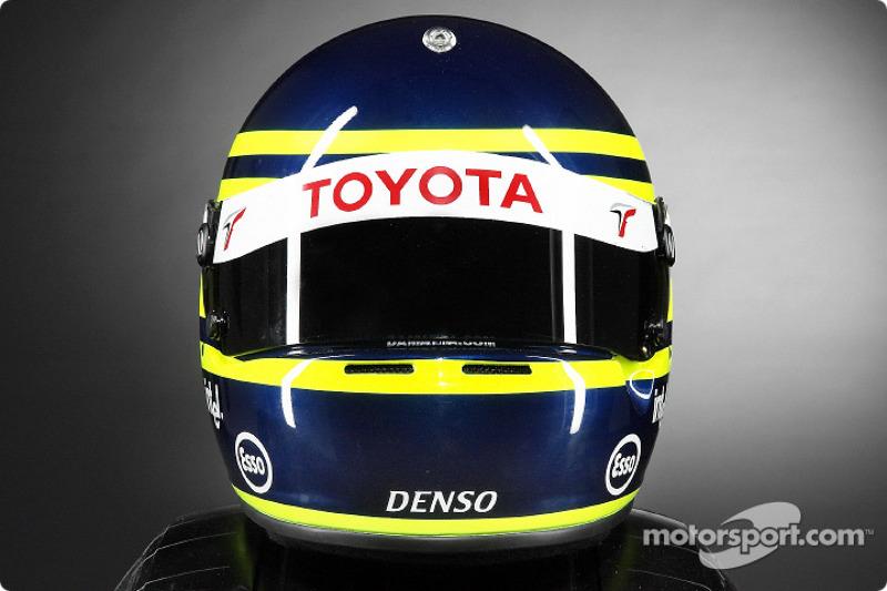 Toyota TF104 lancering, Keulen