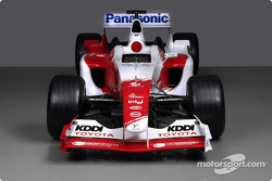 The new Toyota TF104
