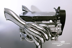 Panasonic Toyota Racing engine