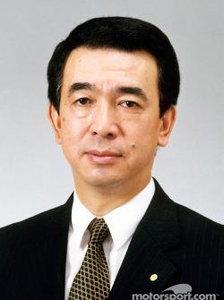 Kunio Komada, responsable de gestion