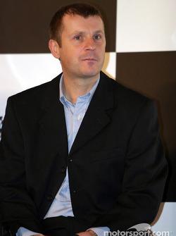 Michael Park interview on Autosport Stage