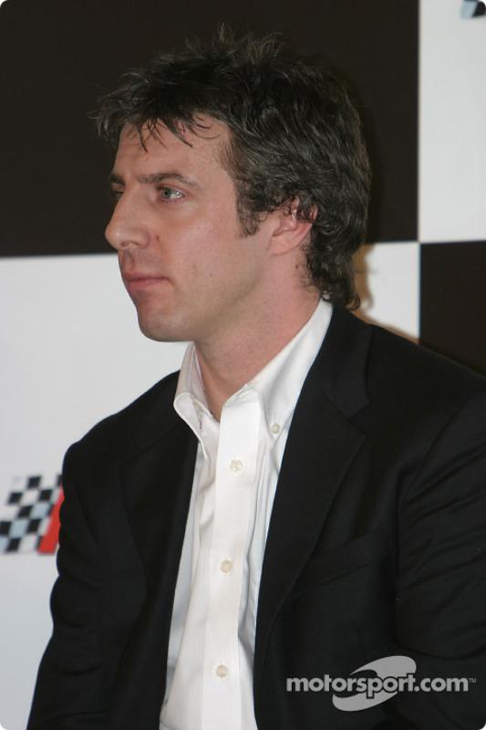 Interview de Jason Plato sur la scène Autosport