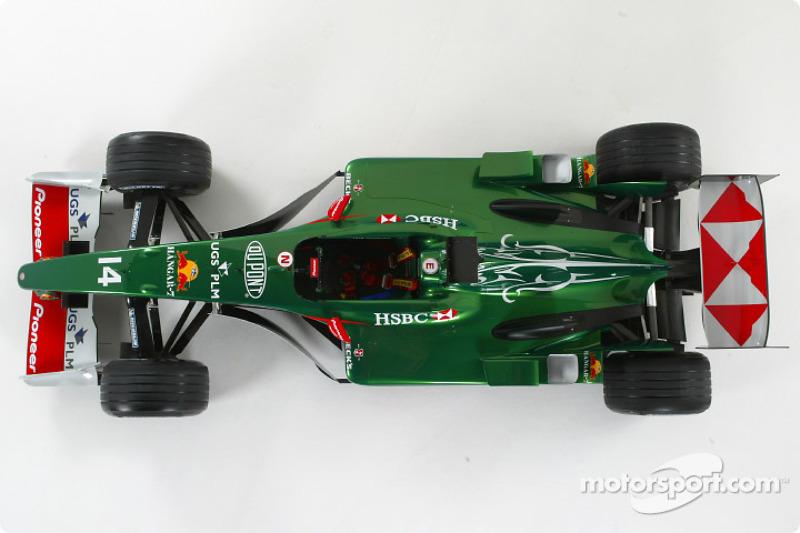 La nouvelle Jaguar R5