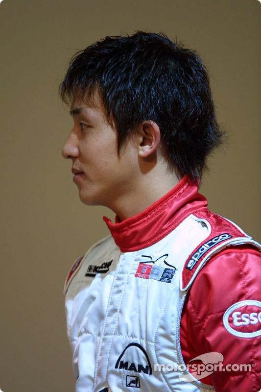 Toyota Drivers Academy: Katsuyuki Hiranaka