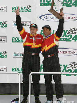 GS podium: winners Craig Stanton and Terry Borcheller