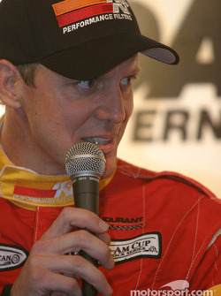 Post-race press conference: Terry Borcheller