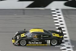#10 SunTrust Racing Pontiac Riley: Wayne Taylor, Max Angelelli, Emmanuel Collard