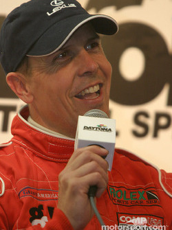 Post-qualifying press conference: Scott Pruett