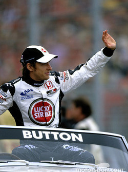 Drivers presentation: Jenson Button