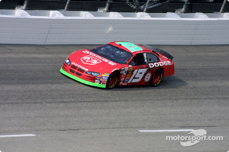 Jeremy Mayfield At Darlington