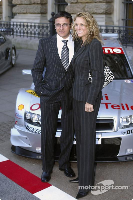 Christian Abt und Christina Surer