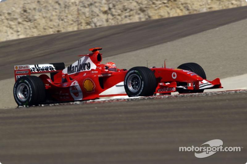 2004 - Michael Schumacher, Ferrari
