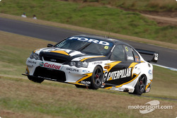 Craig Lowndes hoping for a better result than the Clipsal 500
