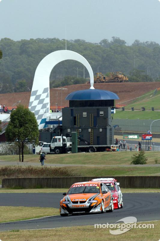 Le Kiwi Jason Richards pilote pour le Team Tasman cette année