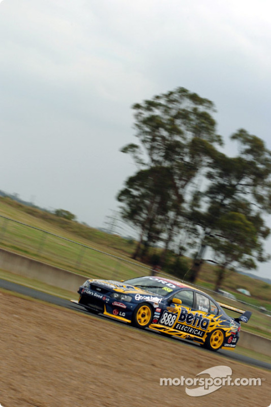 Max Wilson s'améliore depuis qu'il a rejoint le 888 Motorsport