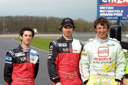 James Thompson and Jason Plato