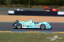La Courage AER n°37 du Paul Belmondo Racing (Paul Belmondo, Claude-Yves Gosselin, Marco Saviozzi)