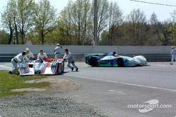 Spin for #25 RML Lola MG: Mike Newton, Thomas Erdos, Nathan Kinch