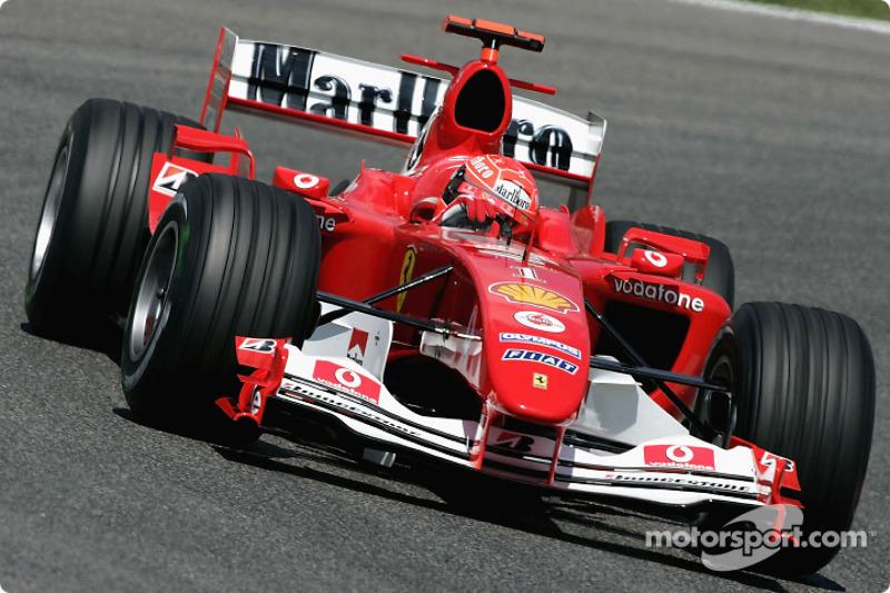 フェラーリF2004 (2004)