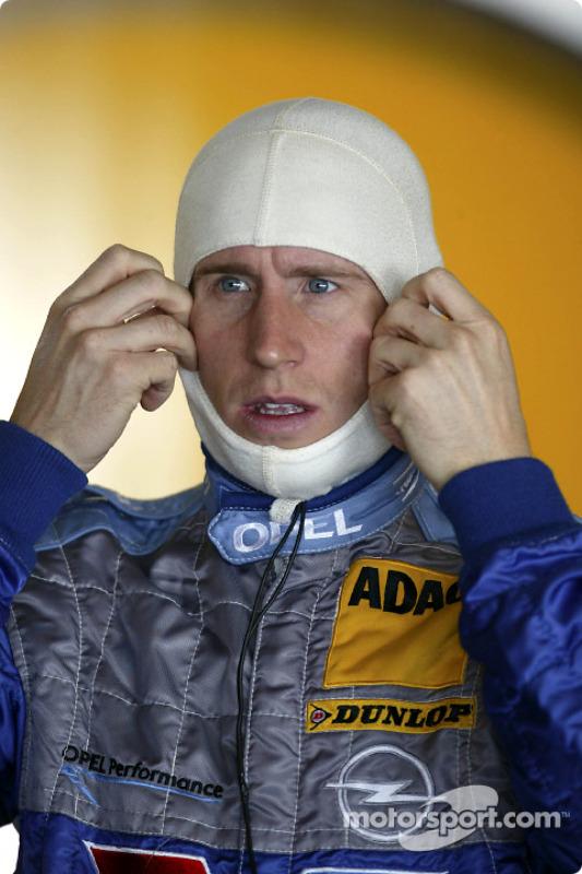 Peter Dumbreck, OPC Team Phoenix, Opel Vectra GTS V8 2004