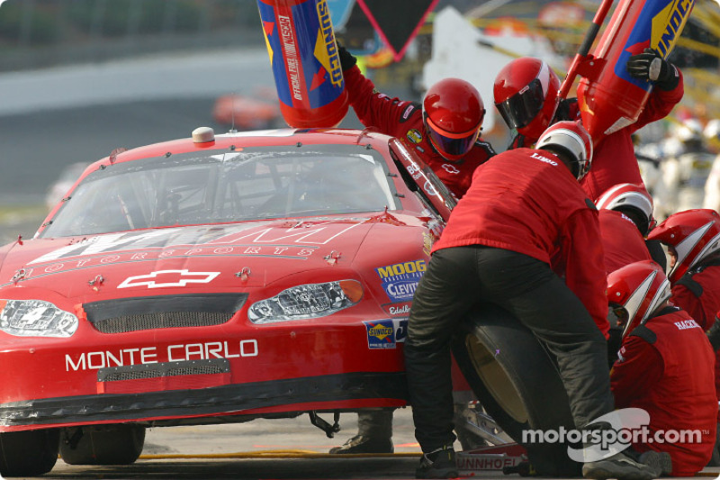 Parada de pits para Jimmy Spencer