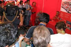Press conference: Corrado Provera