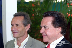 Jacky Ickx et Reinhold Joest