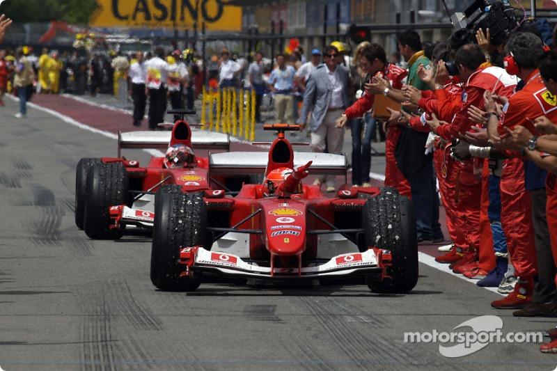 Ferrari no gana desde 2004 en Canadá