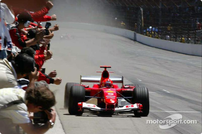 2004 - Міхаель Шумахер, Ferrari