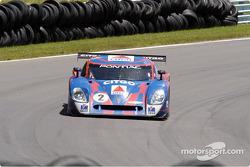 La Chevrolet Crawford n°2 du Howard - Boss Motorsports (Andy Wallace, Milka Duno)