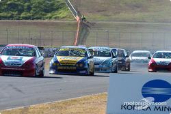 Reverse grid drivers created havocin race 2