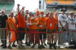 Racing for Holland fan club