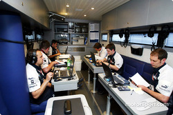 Williams-BMW motorhome