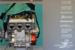 The power behind the Foggy PETRONAS machines
